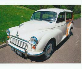 1964 MORRIS MINOR 1000 TRAVELLER