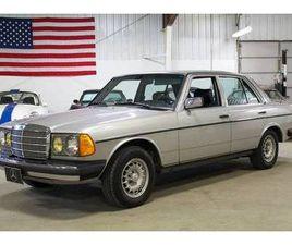 1985 MERCEDES-BENZ 300TD FOR SALE