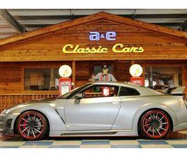 2014 NISSAN GT-R MUSCLE-CAR