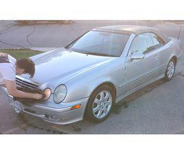 2003 CLK 320 MERCEDES BENZ | CARS & TRUCKS | LONDON | KIJIJI