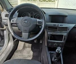 OPEL ASTRA H STATION 17 CDTI