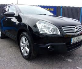 NISSAN QASHQAI +2, 2010 SEVEN SEATER FOR SALE IN DUBLIN FOR €5,450 ON DONEDEAL