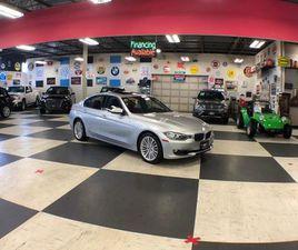 USED 2014 BMW 3 SERIES XDRIVE LUXURY & NAVI PKG AUTO LEATHER H/S SUNROOF