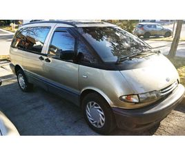 1994 TOYOTA PREVIA LE MINIVAN | CARS & TRUCKS | CITY OF TORONTO | KIJIJI