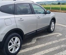 NISSAN QASQUAI +2.. 7 SEATER FOR SALE IN WEXFORD FOR €3,950 ON DONEDEAL