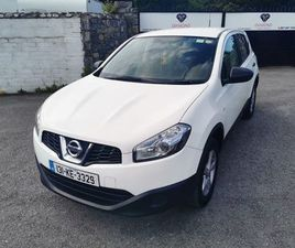 NISSAN QASHQUI 1.5 DCI VISIA FOR SALE IN DUBLIN FOR €8,550 ON DONEDEAL