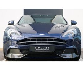 ASTON MARTIN VANQUISH V12 [568] 2+2 2DR TOUCHTRONIC 5.9 AUTOMATIC COUPE AT ASTON MARTIN HA