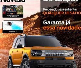 FORD BRONCO SPORT 2.0 WILDTRACK 4WD