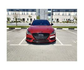 GENESIS G80 SPORT 3.3TWIN TURBO FOR SALE: AED 78,000