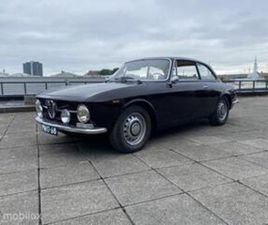 ALFA ROMEO GT BERTONE UIT 30-06-1972 AANGEBODEN DOOR TOY SHOP SPECIAL CARS