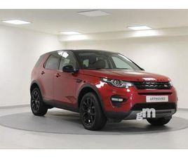 LAND-ROVER DISCOVERY SPORT 2.0L TD4 132KW 180CV 4X4 SE