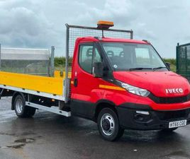 IVECO DAILY 14FT DROPSIDE TRUCK *TAIL LIFT*