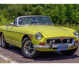 FOR SALE: 1974 MG MGB IN ST. LOUIS, MISSOURI