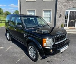USED 2009 LAND ROVER DISCOVERY TDV6 XS A NOT SPECIFIED 92,299 MILES IN BLACK FOR SALE | CA