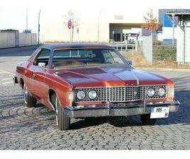 FORD 1973 FORD GALAXIE500