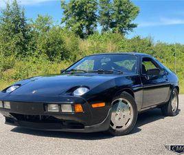 FOR SALE: 1984 PORSCHE 928 IN BENSON, NORTH CAROLINA