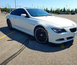 2009 BMW 650I LOW KMS, $19000 OBO, CONTACT ASAP   CARS & TRUCKS   MARKHAM / YORK REGION  