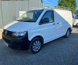 151 TRANSPORTER SWB TAXED AND TESTED FOR SALE IN CARLOW FOR €12,500 ON DONEDEAL