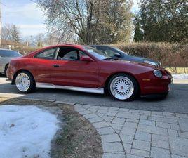1995 TOYOTA CELICA GTS | CARS & TRUCKS | OAKVILLE / HALTON REGION | KIJIJI