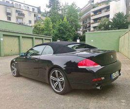 BMW 6ER 645 E64 E63 CABRIO MIT GASANLAGE PRINS