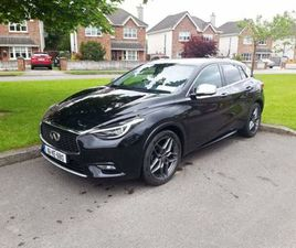 INFINITI Q30 1.5D PREMIUM FOR SALE IN LAOIS FOR €16,950 ON DONEDEAL