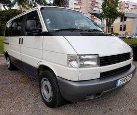 VW TRANSPORTER T4 2.4 MULTIVAN - 95