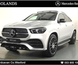 GLE350DE COUPE PLUG IN DIESEL HYBRID FROM 1286 PER MONTH*