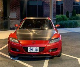2005 MAZDA RX-8 GT | CARS & TRUCKS | ST. CATHARINES | KIJIJI