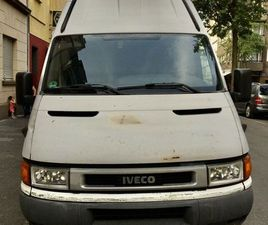 IVECO DAILY 2.8 6 GANG