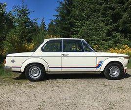 BMW E10 2002 TURBO