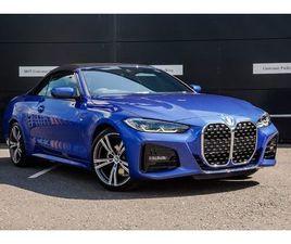 BMW 4 SERIES 2.0 420I M SPORT AUTO (S/S) 2DR