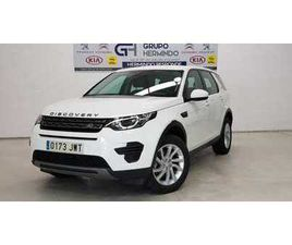 DISCOVERY SPORT DISCOVERY SPORT 4X4 TD4
