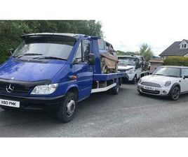 2004 MERCEDES RECOVERY 616 905 MODEL