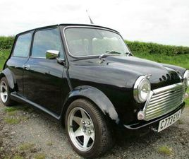 AUSTIN MINI TURBO SPECIAL JUST AWESOME 150BHP