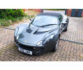 LOTUS ELISE, ONLY 13,549 MILES LATE 2010