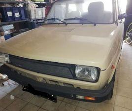 FIAT 127 900C COMO NOVO