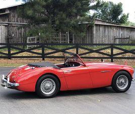 FOR SALE: 1960 AUSTIN-HEALEY 3000 MK I BT7 IN ALPHARETTA, GEORGIA