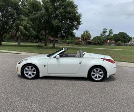 FOR SALE: 2004 NISSAN 350Z IN CLEARWATER, FLORIDA