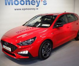 HYUNDAI I30 NLINE EX DEMO 1.0L TURBO PETROL HATCH FOR SALE IN DUBLIN FOR €25,995 ON DONEDE