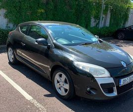 RENAULT MEGANE 2009 NCT JUST DONE FOR SALE IN CORK FOR €2,950 ON DONEDEAL