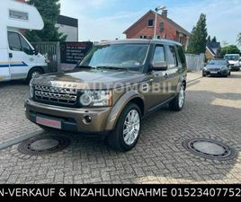 LAND ROVER DISCOVERY 4 TDV6 HSE 3.0 TD*245-PS*7-SITZER*LED*