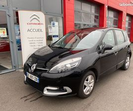 RENAULT SCENIC 1.5 DCI 110CH ENERGY BUSINESS ECO² AVRIL 2014 - 115 232 KMS