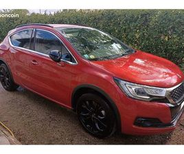 DS4 CROSSBACK BLUEHDI 180 S&S EAT6 SPORT CHIC ROUGE TOURMALINE