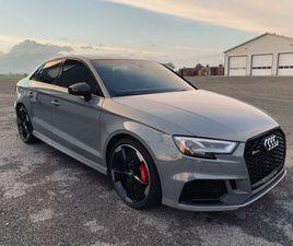 2020 RS3 ALL OPTIONS SELECTED! | CARS & TRUCKS | CITY OF MONTRÉAL | KIJIJI