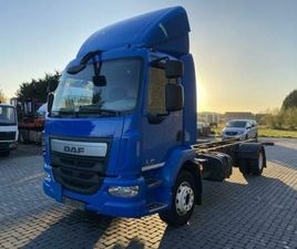 ② DAF LF 180 FA (BJ 2014) - CAMIONS
