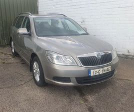 SKODA OCTAVIA NCT 10-21 1.6 TDI CR SE 105BHP 5 FOR SALE IN CORK FOR €6,995 ON DONEDEAL