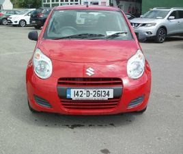 SUZUKI ALTO 1.0 SZ FOR SALE IN MONAGHAN FOR €3,500 ON DONEDEAL