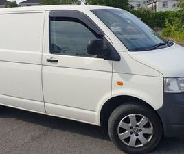 VW TRANSPORTER T5 SWB DOE 03/22 TAX 06/21 FOR SALE IN DUBLIN FOR €3,950 ON DONEDEAL