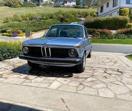 1974 BMW SEDAN