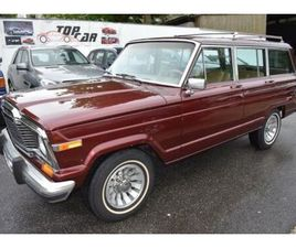 JEEP WAGONEER 5.9 V8 LIMITED EDITION